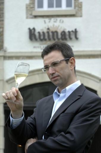 Frederic Panaiotis stojí v čele domu Ruinart